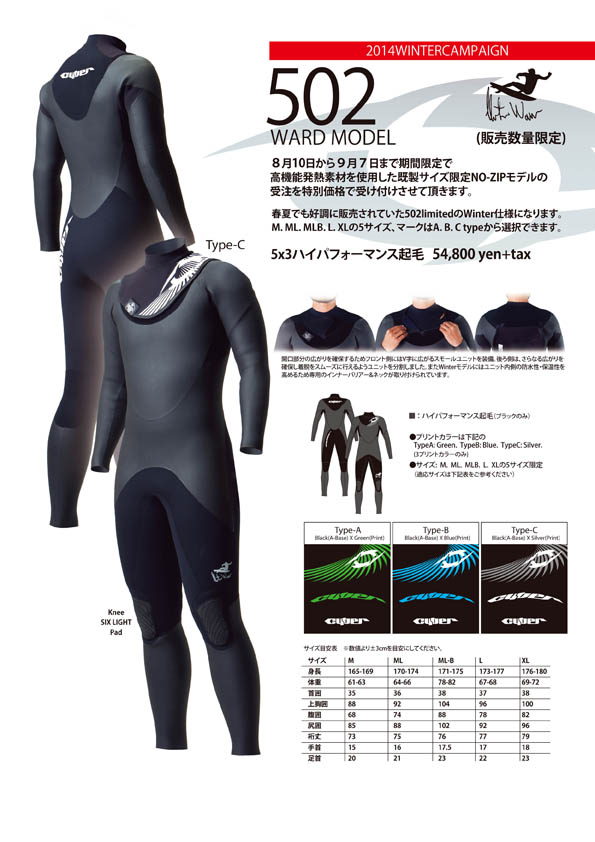 14FW502Limitedのコピー